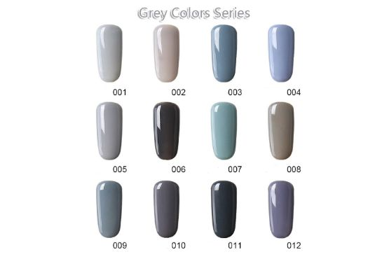 Gel lak Grey Color Series