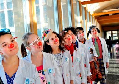 Clown de Hospital: la Alegría al Servicio de la Salud | El Martutino.cl, Noticias de Valparaíso y Viña del Mar