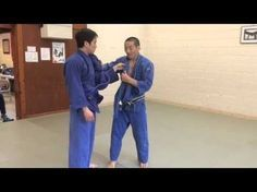 "Reverse Seoi-nage Technique with Sensei Suldbayar ""Sugi"" Damdin 5/16/15 Arlington Judo Club"