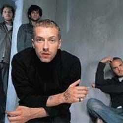 Coldplay Paradise Backing Track