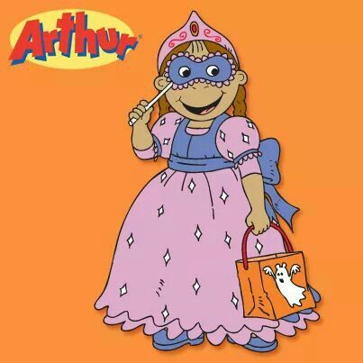 how to draw muffy from arthur