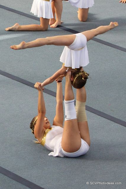 Rhythmic Acrobatic Gymnastics