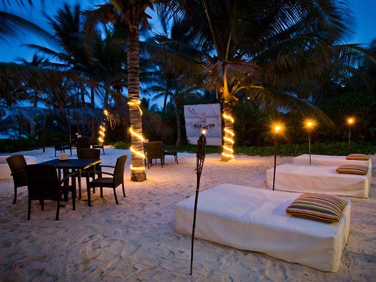 Ziggy's Restaurant - at The Beach Tulum Hotel