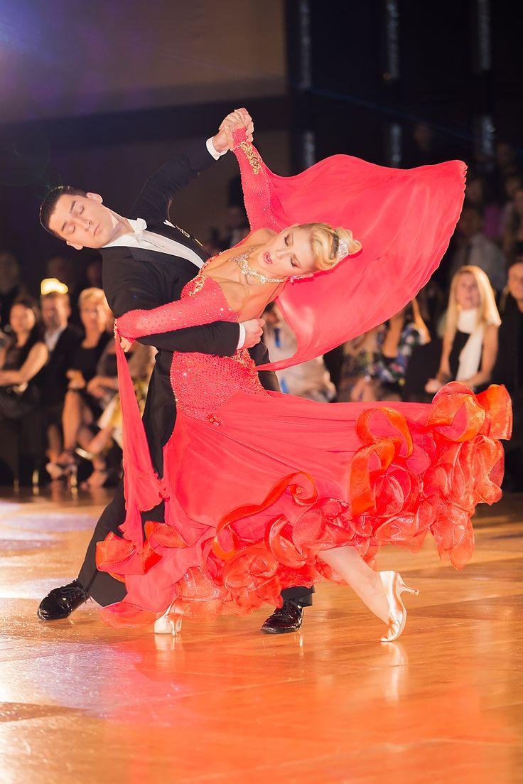 how to do ball dance