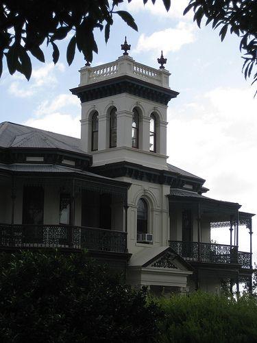"""""""Yooralbyn"""" a Boom-Style Mansion - Richmond Hill"""