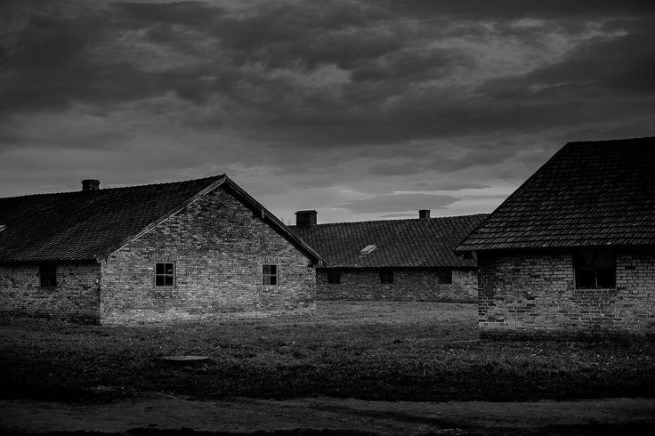 Brick barracks