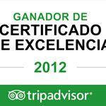Hacienda Tres Ríos está orgulloso de recibir este certificado, ya que se otorgan en base a los foros, comentarios y opiniones de nuestros clientes.