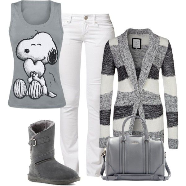 """Snoopy!"" by missy-smallen on Polyvore"