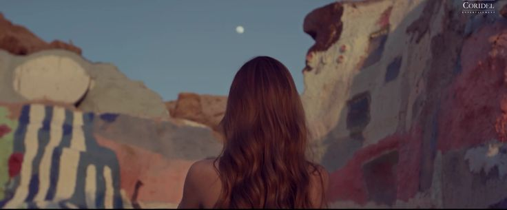 #Jessica #Fly #musicvideo #jessicajung #screenshot #flywithjessica #moon
