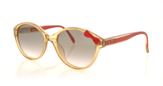 These are just so cute.  Christian Dior Kitsch Red and Gold Sunglasses by RetrospectiveNYC: Vintage Dior, Dior Kitsch, Christian Dior, Adorable Sunglasses, Kitsch Red, Dior Sunglasses, Gold Sunglasses, Red Gold, Red Bows