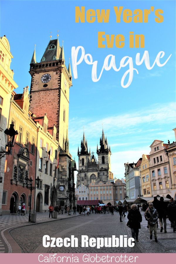 Top Attractions to See in Prague!
