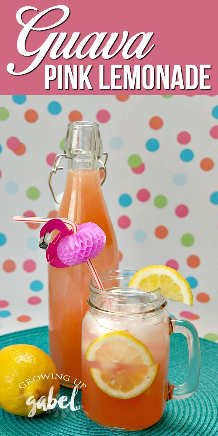 Add a touch of the tropics to your summer with this easy Guava Pink Lemonade recipe! And keep your drinks cool all summer long with a new stainless steel tumbler from our sponsor, Tervis Tumblers. Summer is my favorite time of year.  It means wearing sandals and sundresses;[…]