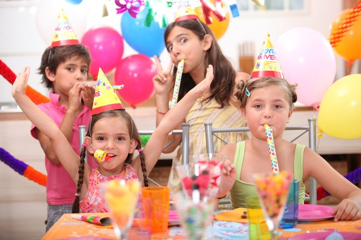Top 20 Toddler Party Games