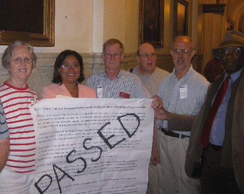 Philadelphia City Council adopts resolution to redirect military spending to fund our communities