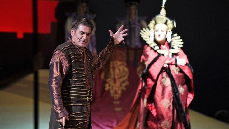 Turandot im Theater Duisburg