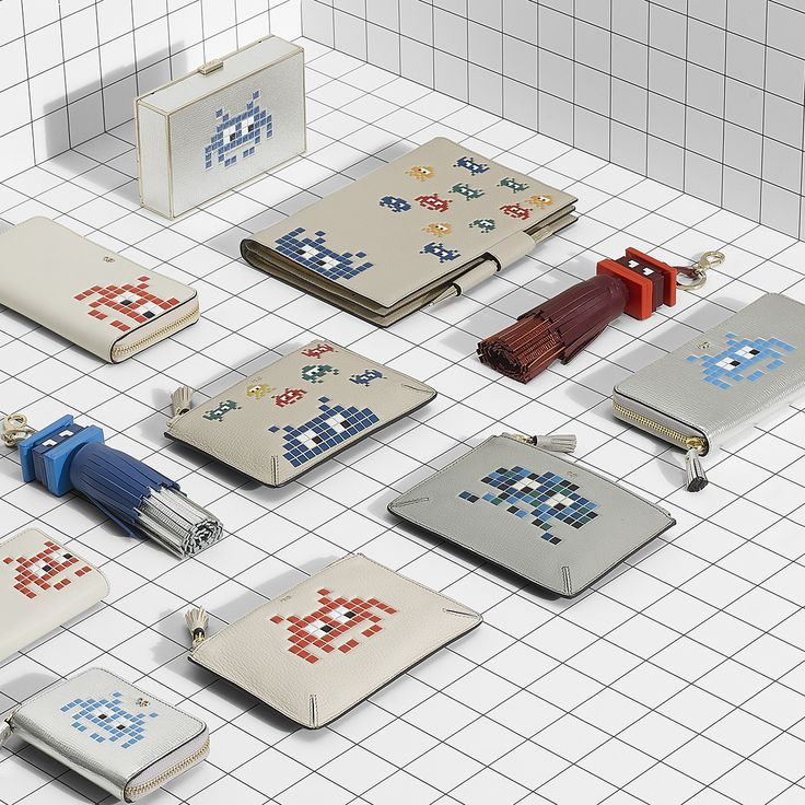 Pre-Fall 2016 small accessories from #AnyaHindmarch