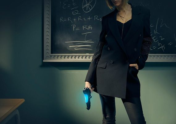 'Doctor Who' spin-off 'Class' gives school a funny sexy sci-fi twist     - CNET  Enlarge Image  Never underestimate a teacher who can handle a space weapon.                                              BBC                                           Doctor Who spin-off TV series Class is almost in session.   Creator and writer Patrick Ness revealed in a new video more details about what makes Class which centers on teens attending Clara Oswalds Coal Hill School different from other Doctor Who…