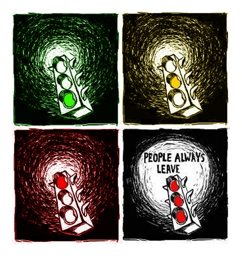 People Always Leave...   (One Tree Hill Finale 2003-2012)