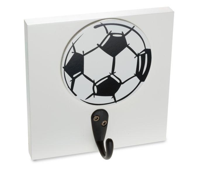 Soccer Ball Single Wall Hook