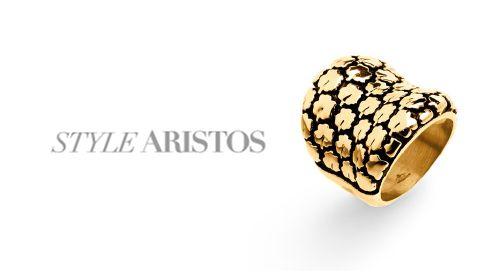 Espectacular #anillo de #acero el #regaloperfecto este #SanValentin #love