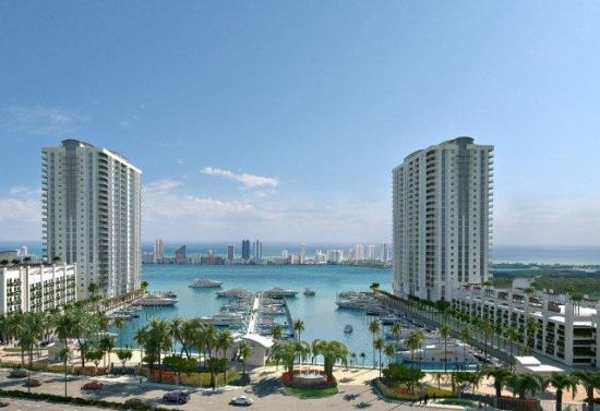 WEB LUXO - IMÓVEIS DE LUXO: Novo condomínio a beira mar em Miami oferece marina para atrair brasileiros que apreciam barcos e serviços de luxo