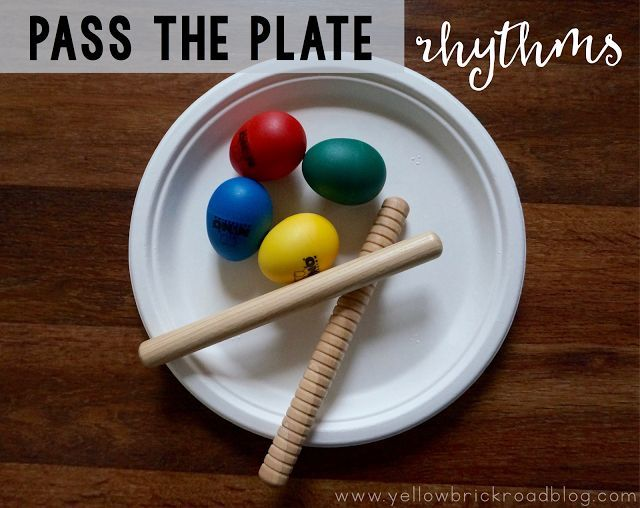 A fun rhythm game idea with freebies for music class. Could be modified for several age levels.