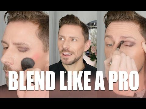 QUICK MAKEUP TIP - HOW TO BLEND LIKE A PRO IN SECONDS!