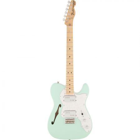 Fender '72 Special Edition Tele Thinline MN Surf Green