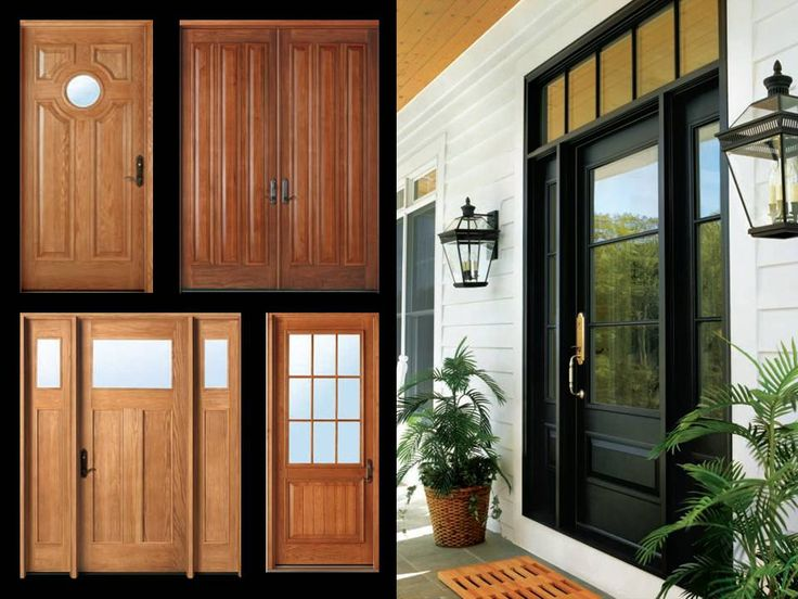 25 best images about front door on pinterest andersen for Residential front doors with glass