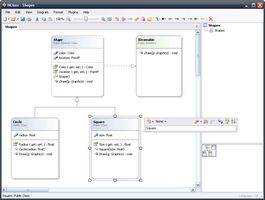NClass – Free UML Class Designer #web #designer #class http://savings.nef2.com/nclass-free-uml-class-designer-web-designer-class/  # Overview NClass is a free tool to easily create UML class diagrams with full C# and Java language support. The user interface is designed to be simple and user-friendly for easy and fast development. Properties, enums, delegates and other language specific elements are fully supported with strict syntactical and semantical verification. Design your application…