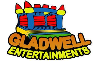 Logo Design for Gladwell Entertainments http://www.gladwellentertainments.co.uk/ #logoinspiration