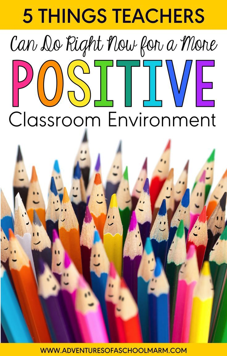 Try these 5 research-based strategies today for more positive classroom for all students! Simple and effective.