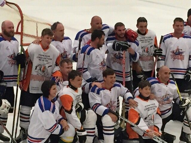 Warriors ice hockey team