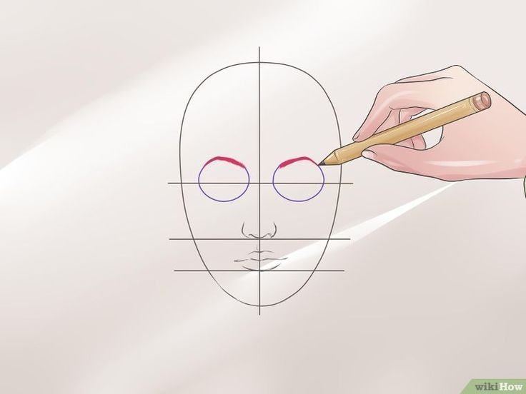 Line Drawing Of Human Face : Best how to draw a face images drawing faces