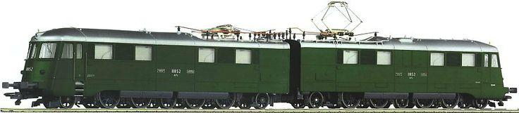 Locomotore elettrico