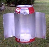 Riverwalker's Survival Gear: DIY Gear - Survival Lamp