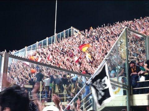Cori ultras Roma a Firenze, 4/5/2013