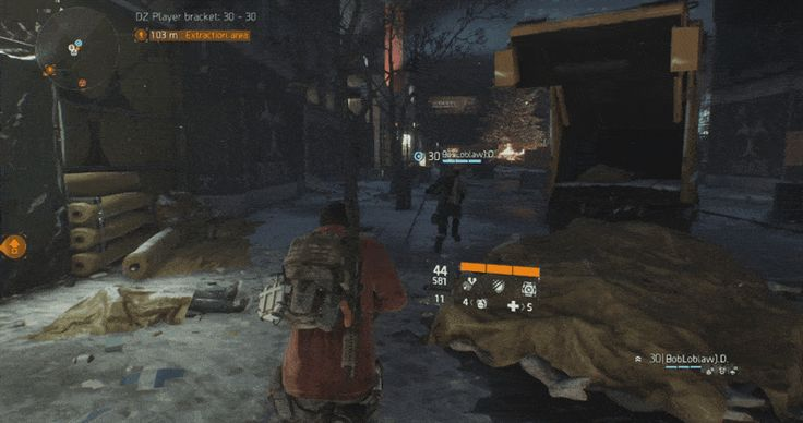 The Division's 'Dark Zone' Is Definitely A Work In Progress
