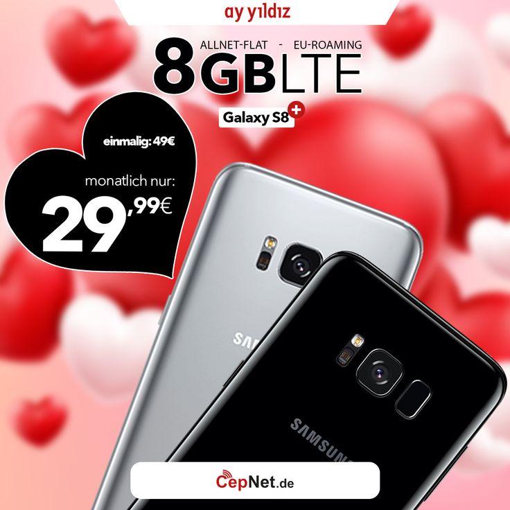 ❤💑🎁 Valentine's Day Sale  Samsung Galaxy S8 64GB mit günstigem ay yildiz Ay Allnet Plus Vertrag  👉👉 https://www.cepnet.de/smartphones/samsung/galaxy-s8/64gb-schwarz/ay-yildiz/ay-allnet-plus/?utm_source=cepnet_sosyal&utm_campaign=galaxys8&bid=faa    #CepNet #Ayyildiz #Samsung #GalaxyS8 #Vertrag #WinterSale #Valentinesday #Deutschland #Valentinstag #Sale #Handy #Smartphone