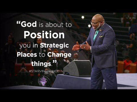 TD JAKES - #Stop trying to be grounded in people who are on their way out! - YouTube