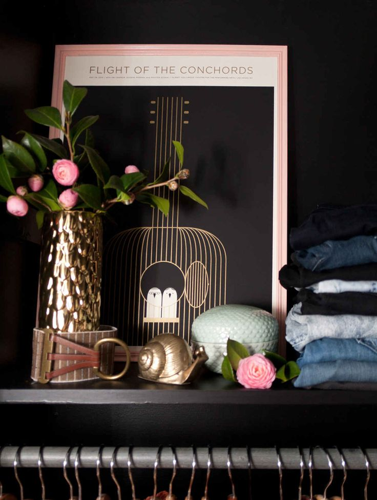 small closet makeover | turn your closet into your own personal boutique!