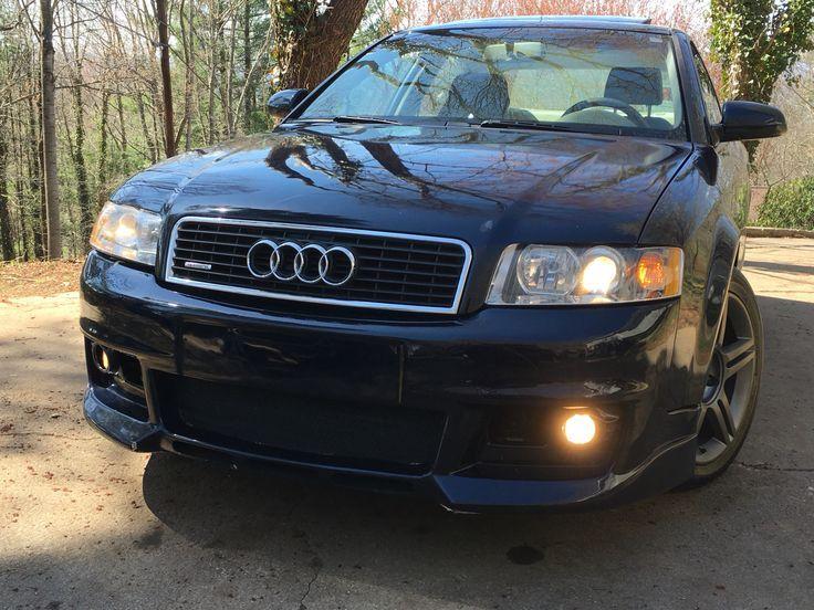 Cool Audi: My Boy Blue! 2005 Audi A4 Quattro...  Audi A4's Check more at http://24car.top/2017/2017/07/25/audi-my-boy-blue-2005-audi-a4-quattro-audi-a4s/