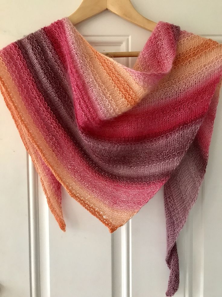 Ravelry: G'day Boomerang by Susan Ashcroft