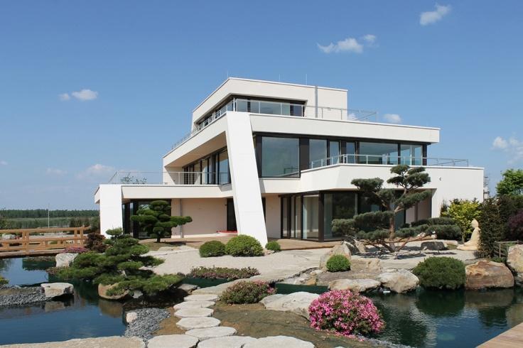 Moderne Häuser Kap Zwenkau