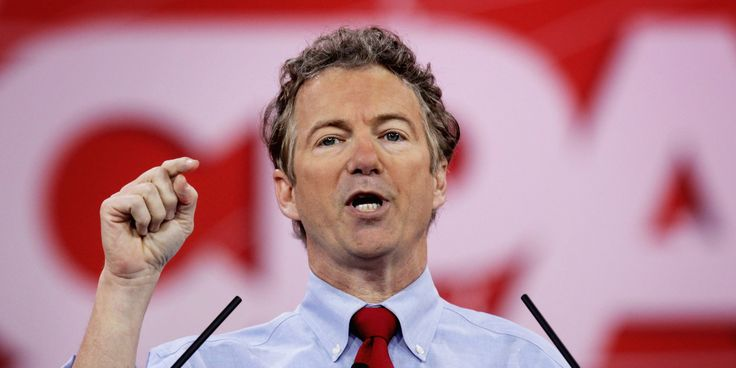Kentucky Sen. Rand Paul (R) won the straw poll vote at the Conservative Political Action Conference on Saturday.  This is the third year in a row that the senator has won the straw poll at the conservative conference.  CPAC attendees have the opp...