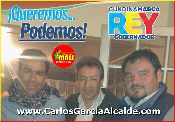 Carlos Garcia - Jorge Rey