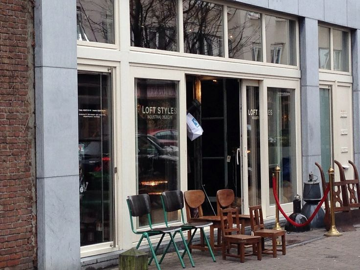 Loft Styles Antwerpen Kloosterstraat
