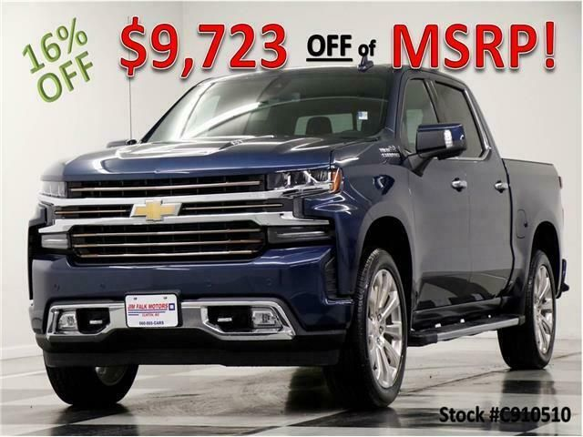 Ebay Advertisement 2019 Silverado 1500 Msrp 64155 High Country Deluxe 4x4 Crew 6 2l Blue 2019 Chevrolet Silvera Chevrolet Silverado Chevrolet Silverado 1500 Silverado 1500