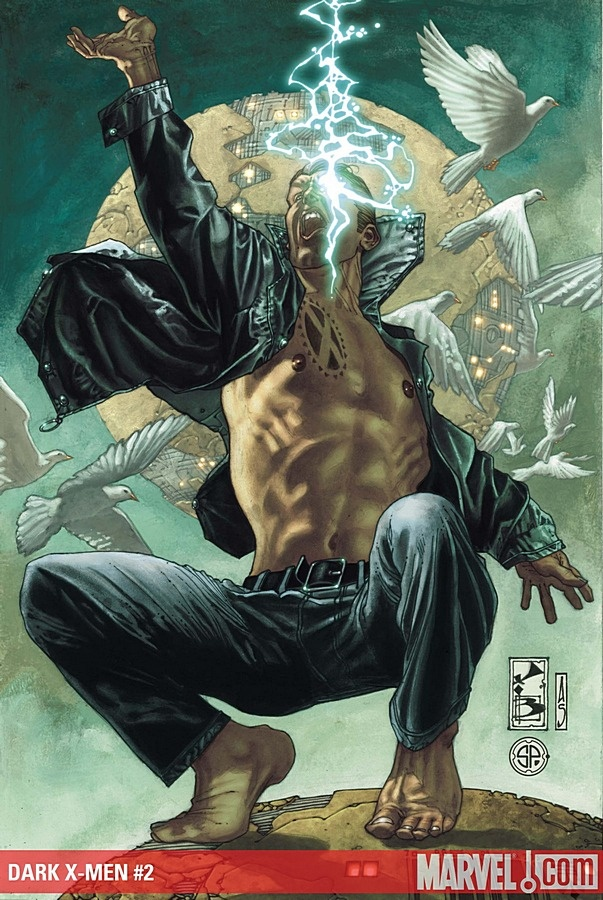 Nate Grey - The X-Man