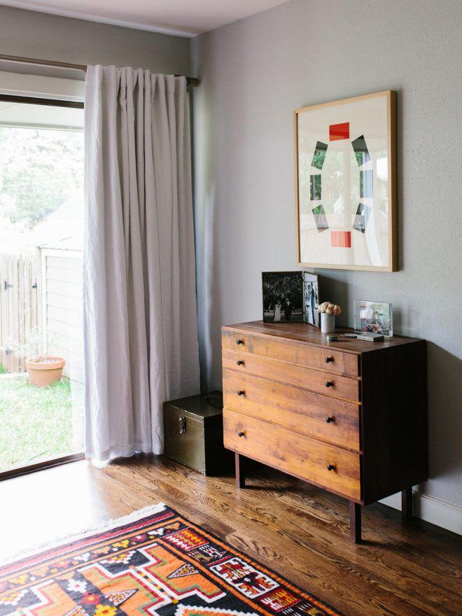 Margaret S Mid Century Modern Vintage Master Bedroom